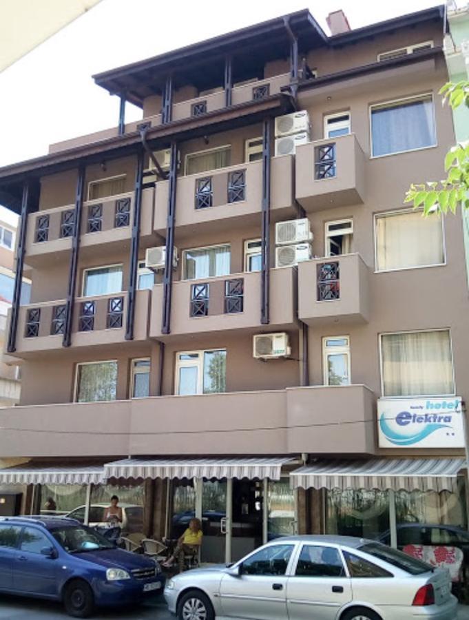 Семеен хотел Електра, Поморие