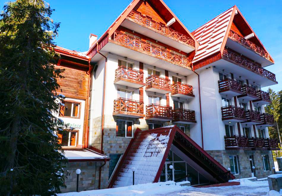 Хотел Иглика Палас, Боровец