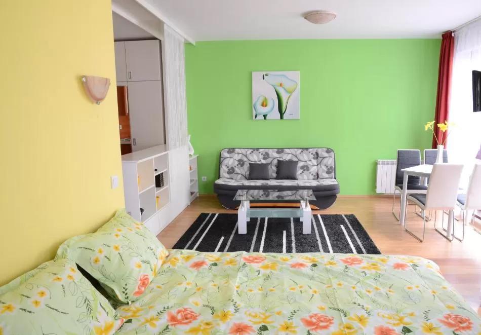 Почивка в Боровец! 2, 3 или 5 нощувки за двама възрастни + две деца до 14г. от ТЕС Флора апартаменти, снимка 3