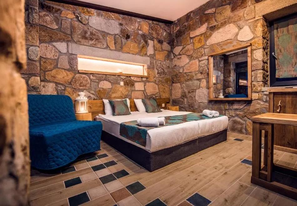 Луксозни вили и апартамент Keros Blue, Калиопи, Гърция, снимка 9