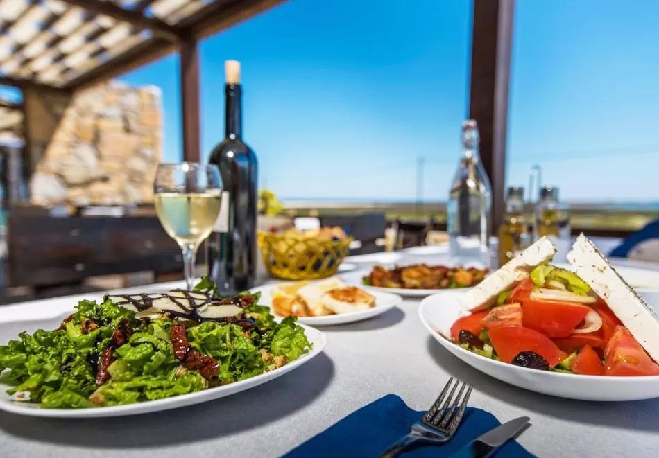 Луксозни вили и апартамент Keros Blue, Калиопи, Гърция, снимка 12