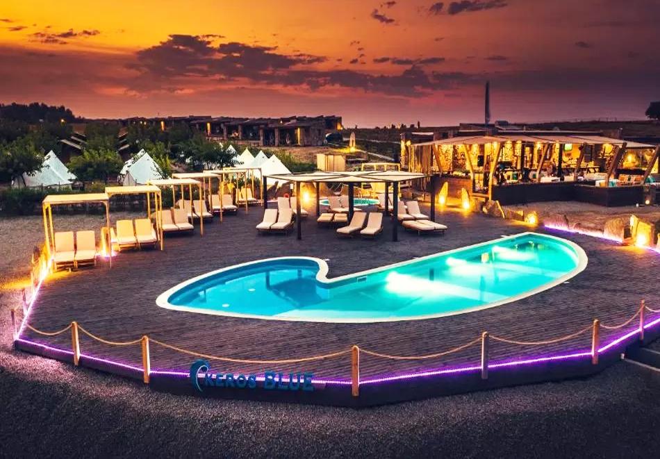 Луксозни вили и апартамент Keros Blue, Калиопи, Гърция, снимка 2
