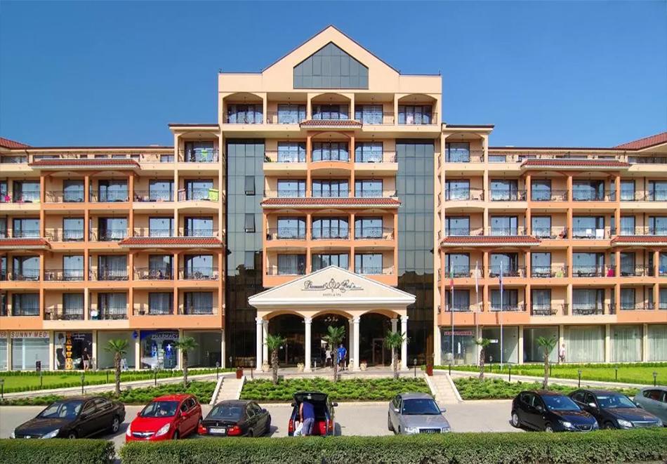 2, 3 или 4 нощувки на човек на база All Inclusive в Хотел & СПА Диамант Резиденс****, Слънчев бряг, снимка 2