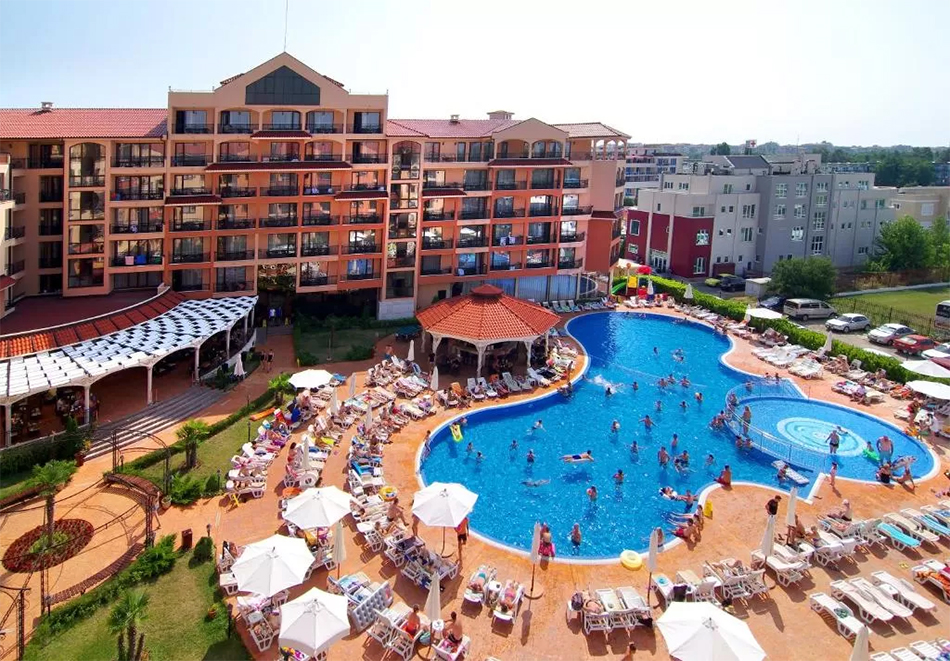 2, 3 или 4 нощувки на човек на база All Inclusive в Хотел & СПА Диамант Резиденс****, Слънчев бряг, снимка 3