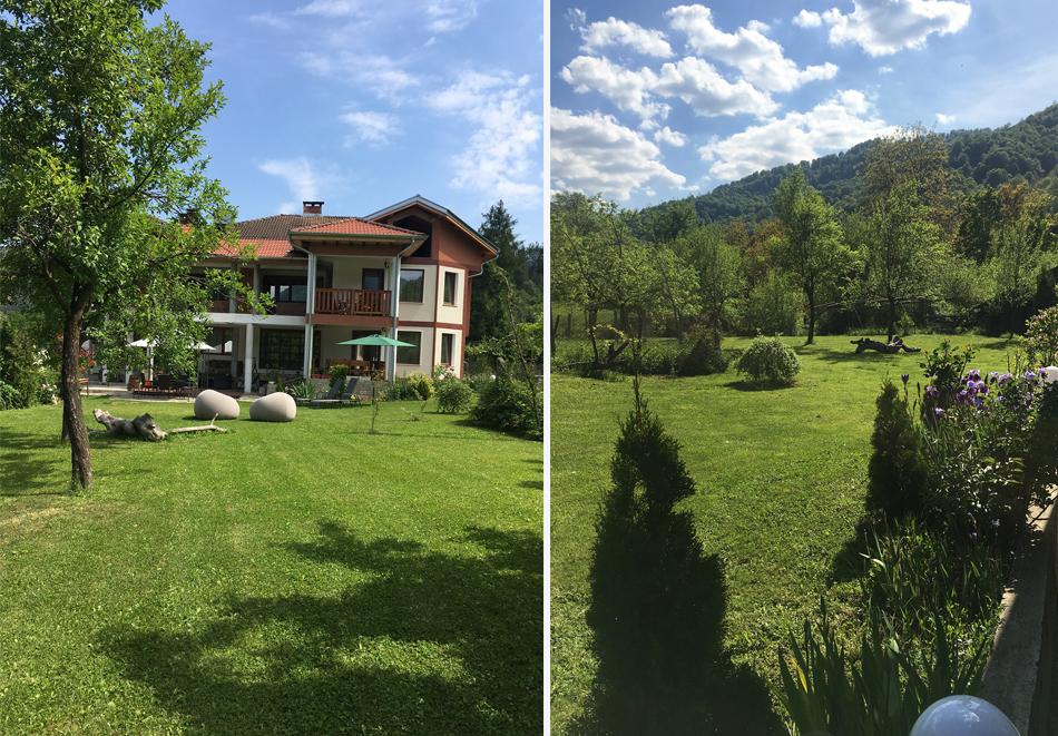 Две или повече нощувки в къща за до 20 човека + барбекю от къща за гости Почивка***, с. Черни осъм, Троянски балкан, снимка 9