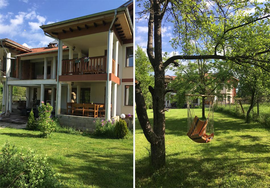 Две или повече нощувки в къща за до 20 човека + барбекю от къща за гости Почивка***, с. Черни осъм, Троянски балкан, снимка 8