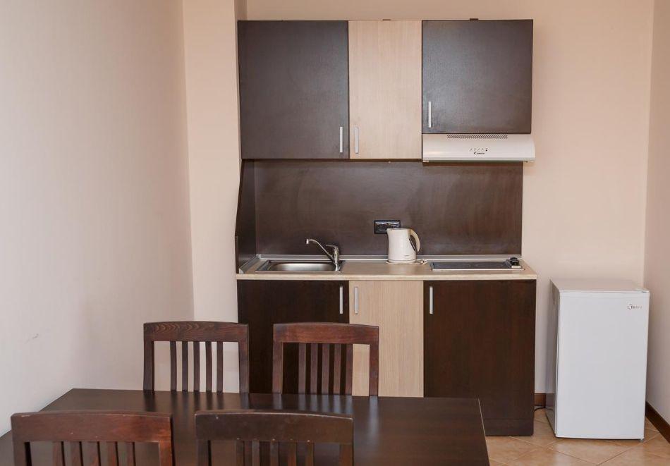 Нощувка за двама, трима или четирима в апартаментен комплекс Сънрайз**** Банско, снимка 15