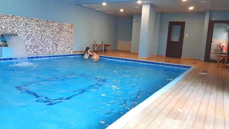 През май и юни в Сандански. Нощувка на човек със закуска и вечеря* + басейн и релакс зона в хотел Тайм Аут***, снимка 15