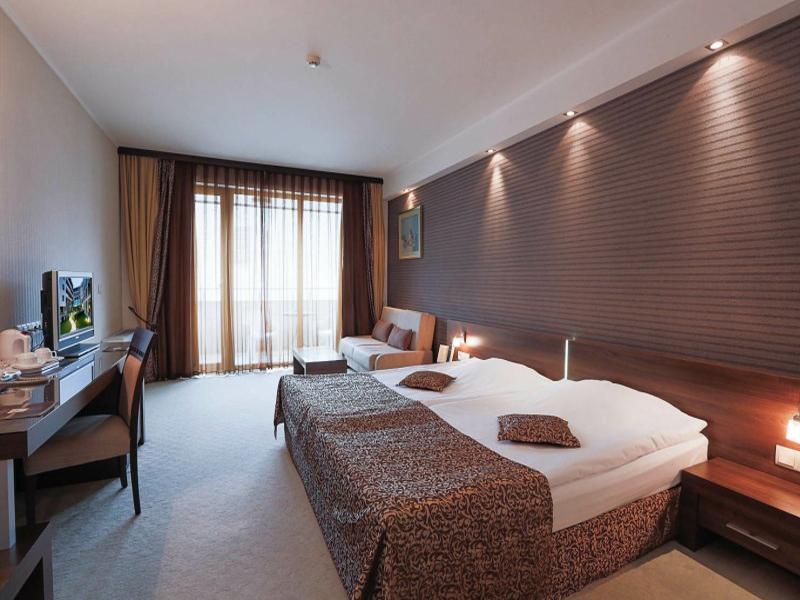Нощувка на човек със закуска + минерален басейн и СПА от хотел Персенк*****, Девин, снимка 9