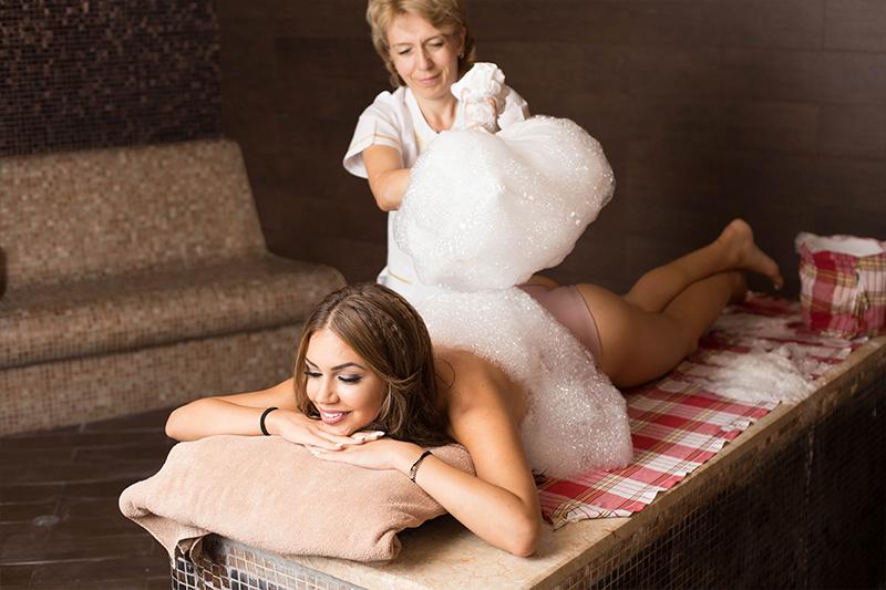 Нощувка на човек със закуска + минерален басейн и СПА от хотел Персенк*****, Девин, снимка 4