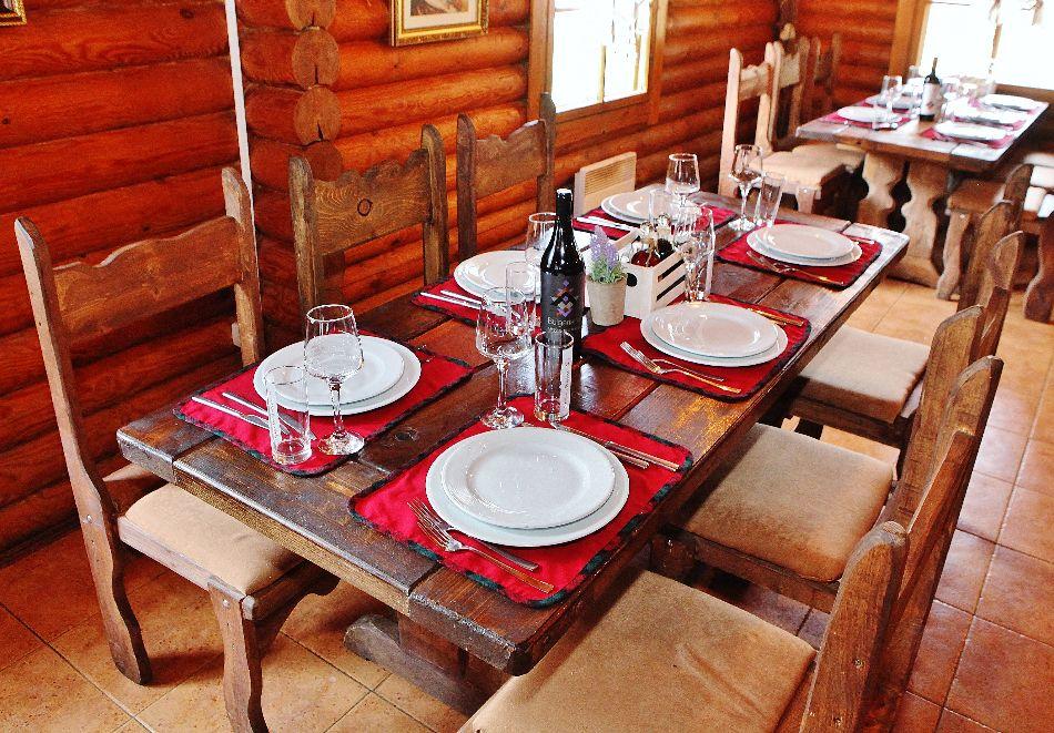 2=3 или 4=5 нощувки в напълно оборудвана къща за до 5 човека във Вилни селища Ягода и Малина, Боровец, снимка 9