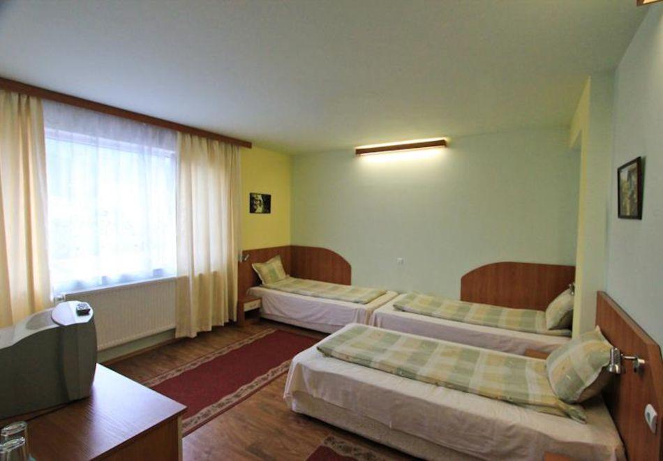Нощувка на човек със закуска и вечеря само за 39 лв. в къща за гости Баче Тодор, Добринище., снимка 14