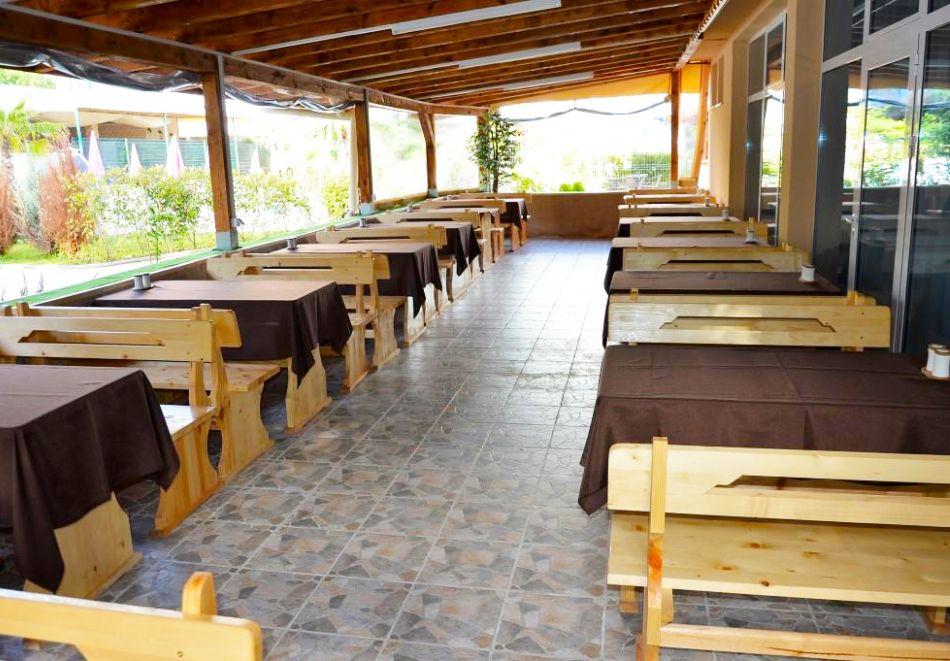 Лято в Китен на 50м. от морето! Нощувка на човек, закуска и вечеря с напитки + басейн в НОВИЯ хотел Елица***, снимка 18