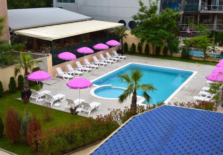 Лято в Китен на 50м. от морето! Нощувка на човек, закуска и вечеря с напитки + басейн в НОВИЯ хотел Елица***, снимка 7
