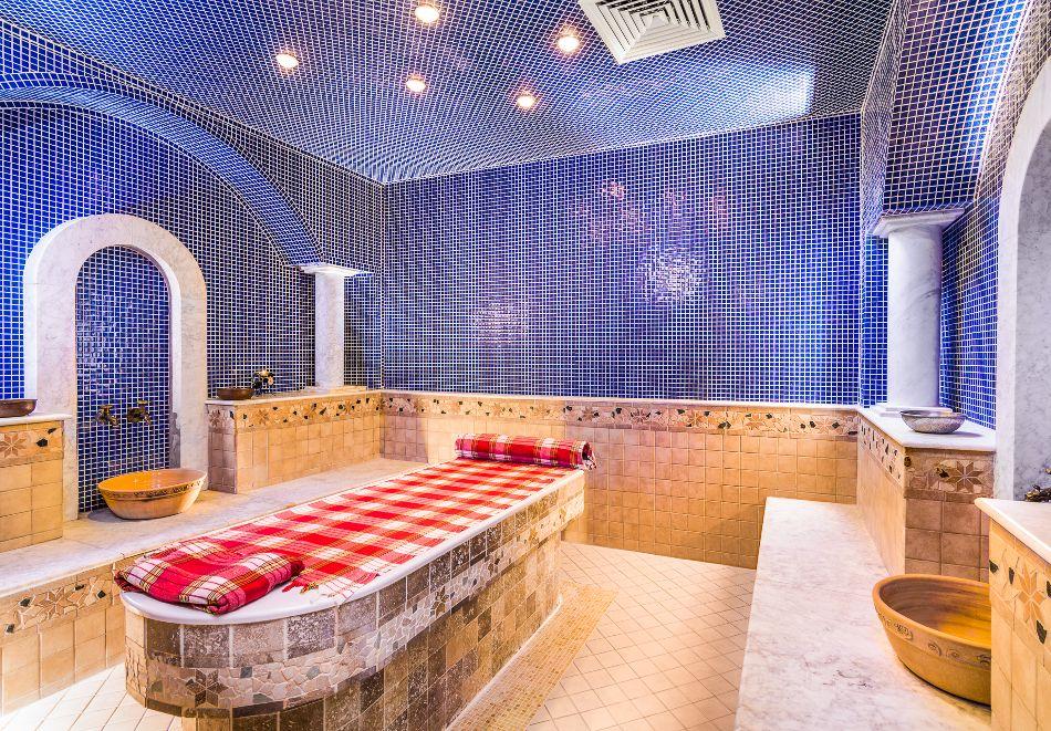Нощувка на човек със закуска и вечеря + басейн с МИНЕРАЛНА вода и СПА пакет от хотел Севтополис Балнео и СПА****, Павел баня, снимка 9
