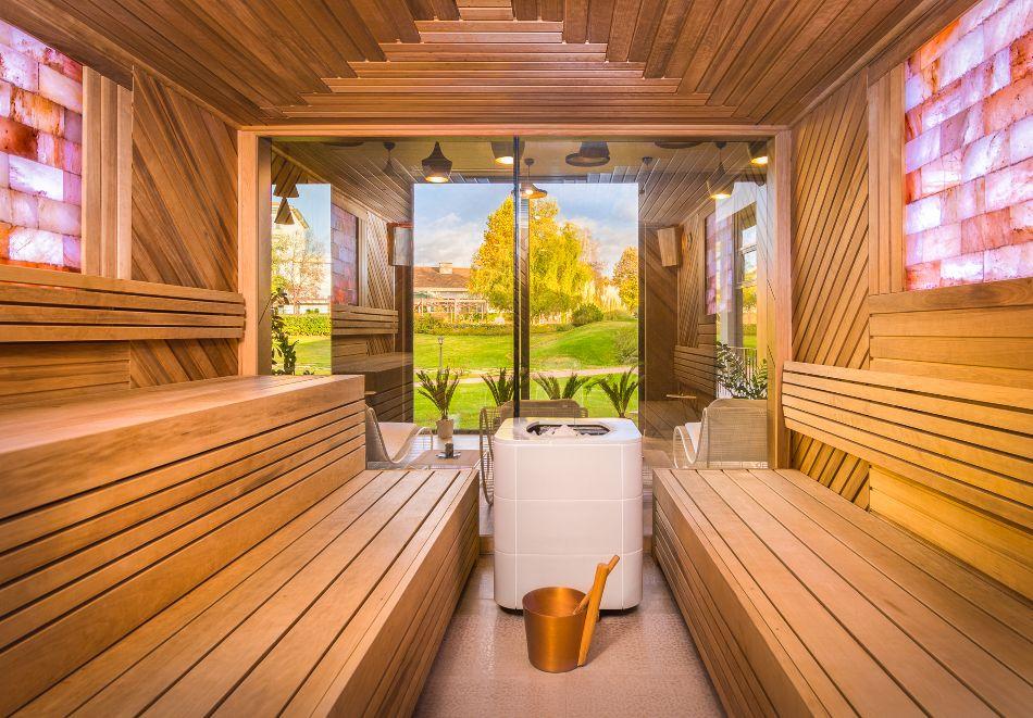 Нощувка на човек със закуска и вечеря + басейн с МИНЕРАЛНА вода и СПА пакет от хотел Севтополис Балнео и СПА****, Павел баня, снимка 10