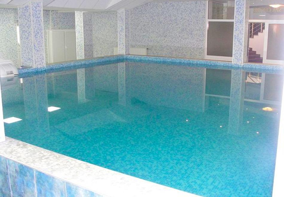 2 или повече нощувки на човек със закуски, обеди и вечери + вътрешен минерален басейн в хотел Сарай, до Велинград, снимка 9
