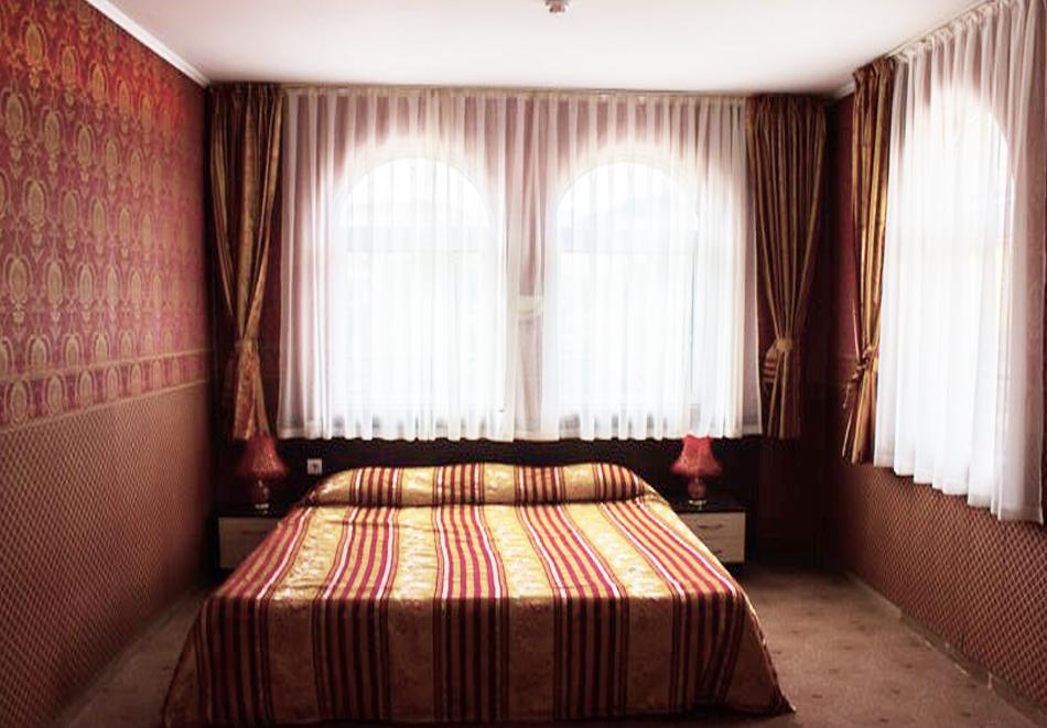 2 или повече нощувки на човек със закуски, обеди и вечери + вътрешен минерален басейн в хотел Сарай, до Велинград, снимка 7