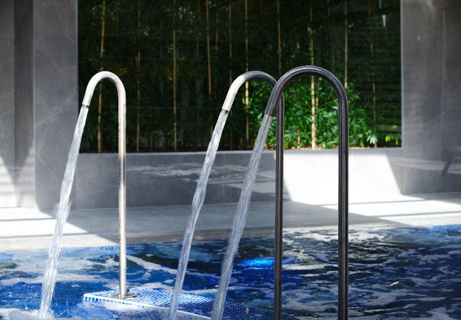 Откриване на изцяло реновирания СПА Ризорт Св. Иван Рилски****, Банско! Нощувка на човек на база All inclusive + горещ външен и вътрешен басейн и СПА зона, снимка 6