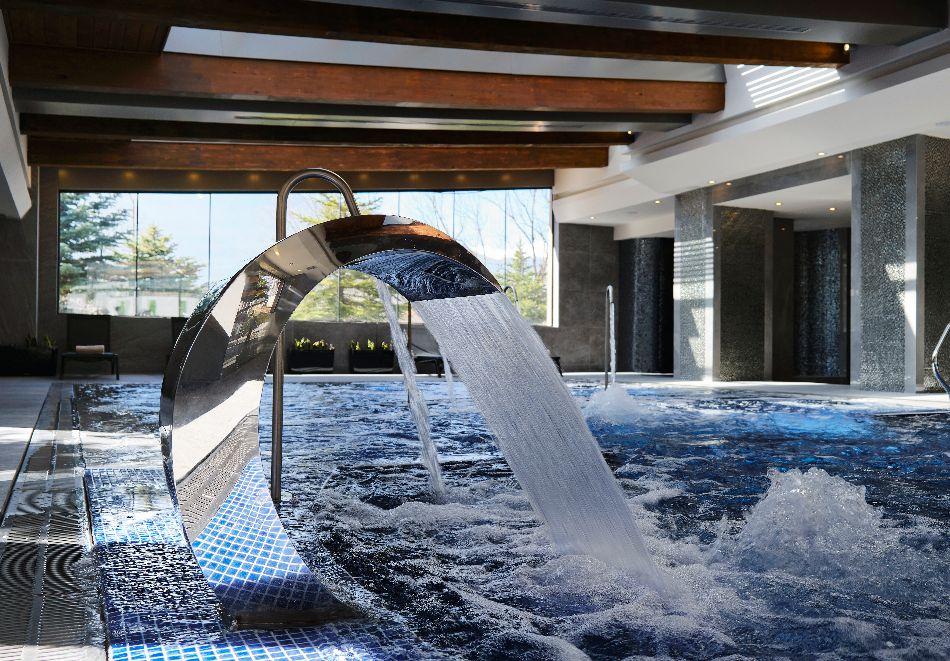Откриване на изцяло реновирания СПА Ризорт Св. Иван Рилски****, Банско! Нощувка на човек на база All inclusive + горещ външен и вътрешен басейн и СПА зона, снимка 5