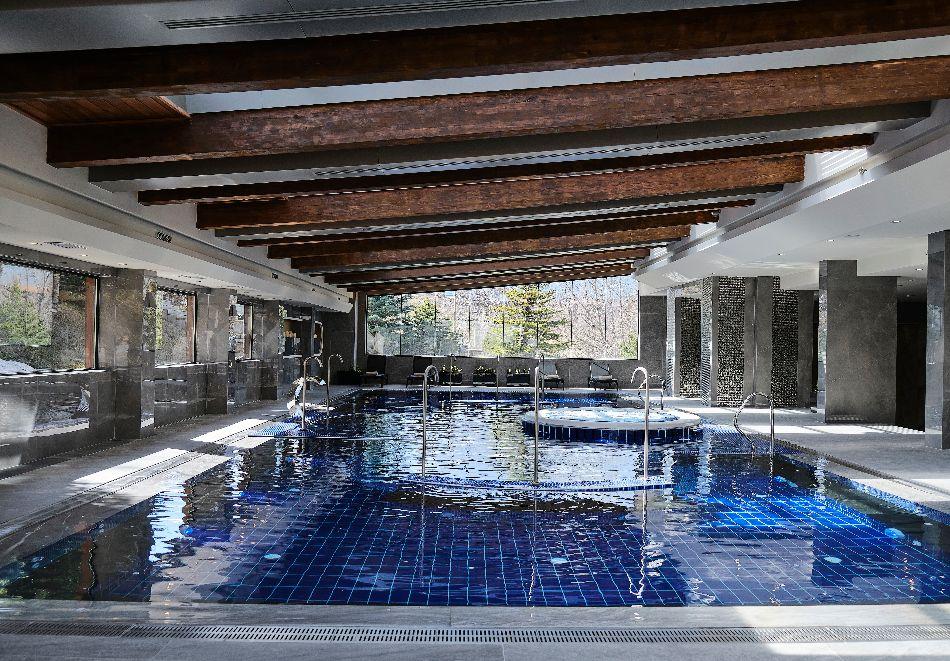 Майски празници в Банско! Нощувка на човек на база All inclusive + горещ външен и вътрешен басейн и СПА зона  в изцяло реновирания СПА Ризорт Св. Иван Рилски****, снимка 3