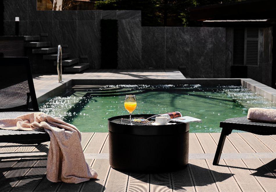 Майски празници в Банско! Нощувка на човек на база All inclusive + горещ външен и вътрешен басейн и СПА зона  в изцяло реновирания СПА Ризорт Св. Иван Рилски****, снимка 9