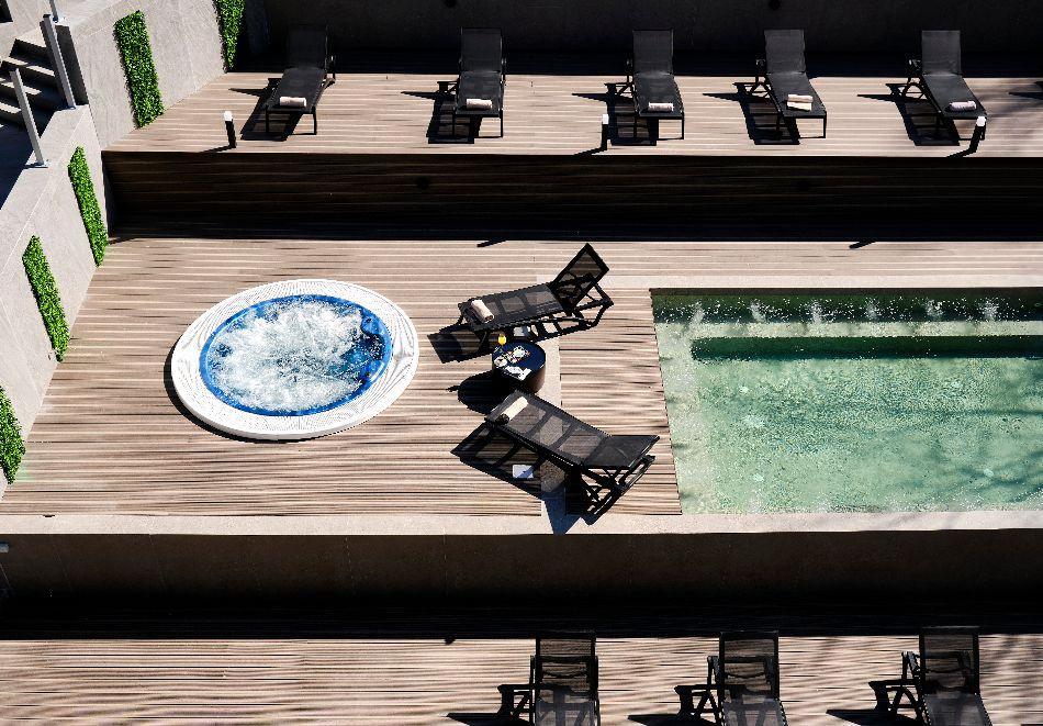 Откриване на изцяло реновирания СПА Ризорт Св. Иван Рилски****, Банско! Нощувка на човек на база All inclusive + горещ външен и вътрешен басейн и СПА зона, снимка 10