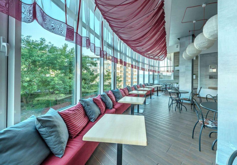 Детокс програма! 5 нощувки на човек със закуски, обеди и вечери в хотел Феста Панорама****, Несебър, снимка 21
