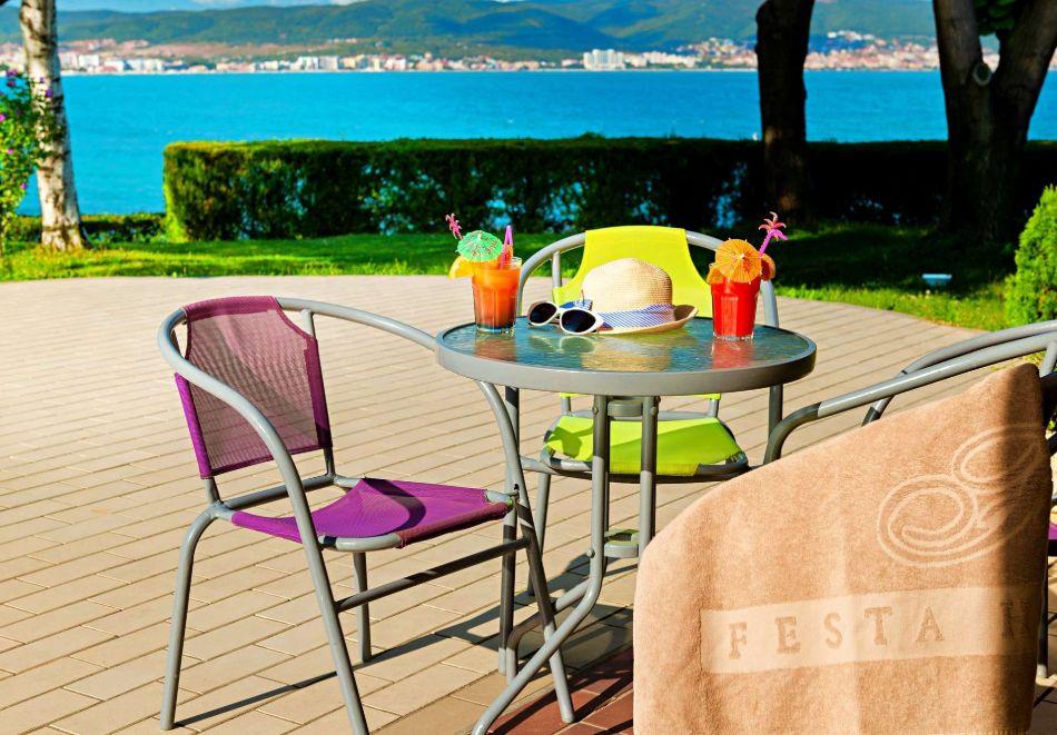 Детокс програма! 5 нощувки на човек със закуски, обеди и вечери в хотел Феста Панорама****, Несебър, снимка 22