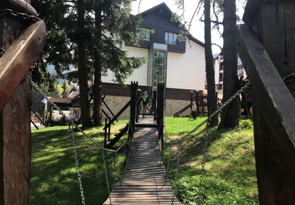 Великден в Боровец. 3 или 4 нощувки на човек на база All Inclusive Light + басейн и релакс зона в комплекс Боровец Хилс 5*, снимка 3
