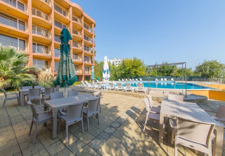 3, 5 или 7 нощувки на човек на база All Inclusive + басейн и собствен плаж от хотел Бона Вита, Златни пясъци. Дете до 12г. - безплатно!, снимка 17