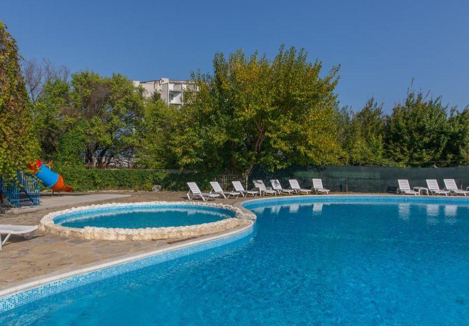 3, 5 или 7 нощувки на човек на база All Inclusive + басейн и собствен плаж от хотел Бона Вита, Златни пясъци. Дете до 12г. - безплатно!, снимка 5