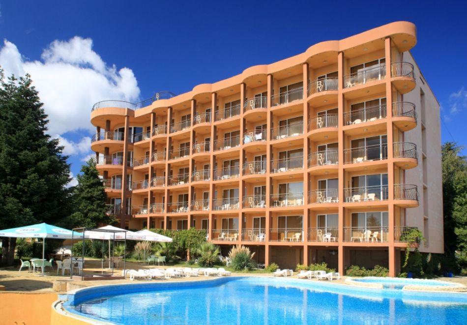 3, 5 или 7 нощувки на човек на база All Inclusive + басейн и собствен плаж от хотел Бона Вита, Златни пясъци. Дете до 12г. - безплатно!, снимка 4