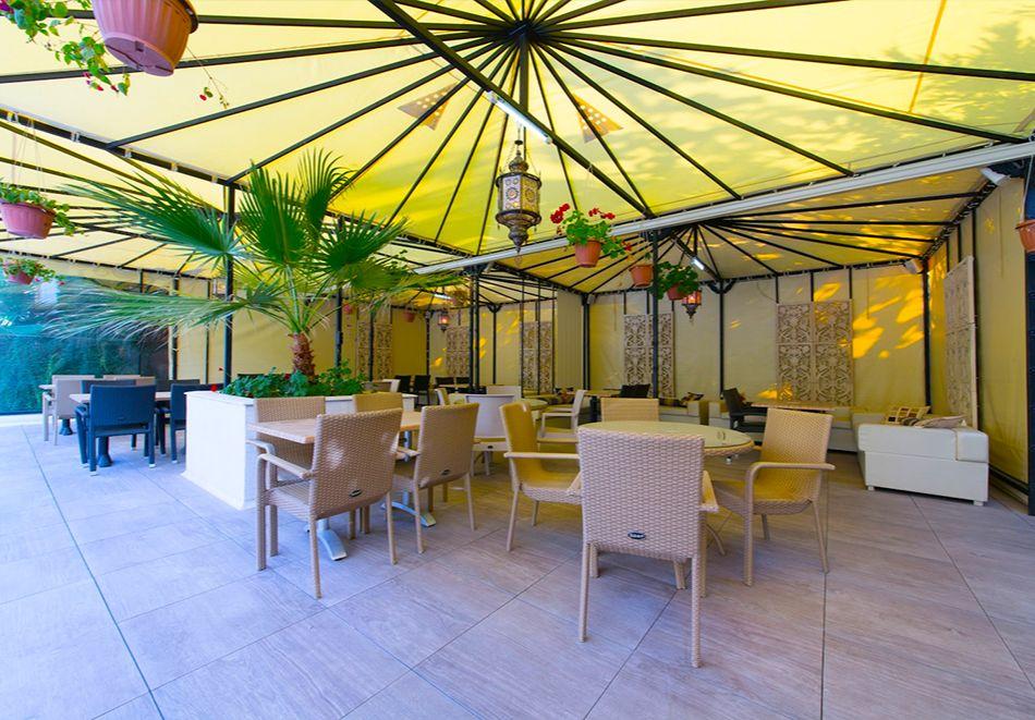 3, 5 или 7 нощувки на човек на база All Inclusive + басейн, чадър и шезлонг на плажа и анимация от хотел Аргищ Палас***, Златни пясъци. Дете до 12г - Безплатно!, снимка 14