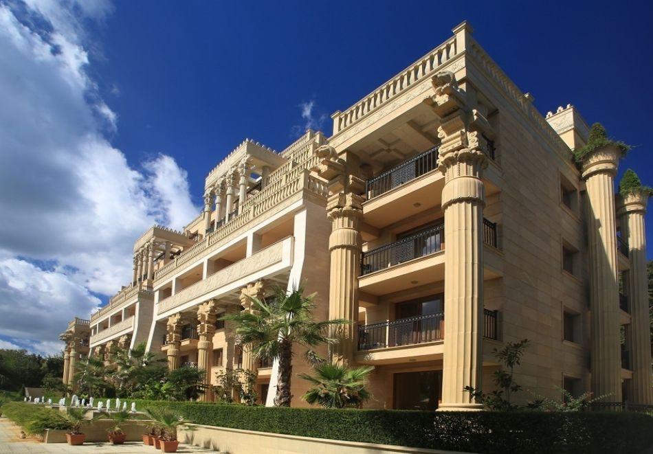 Хотел Аргищ Палас, Златни Пясъци