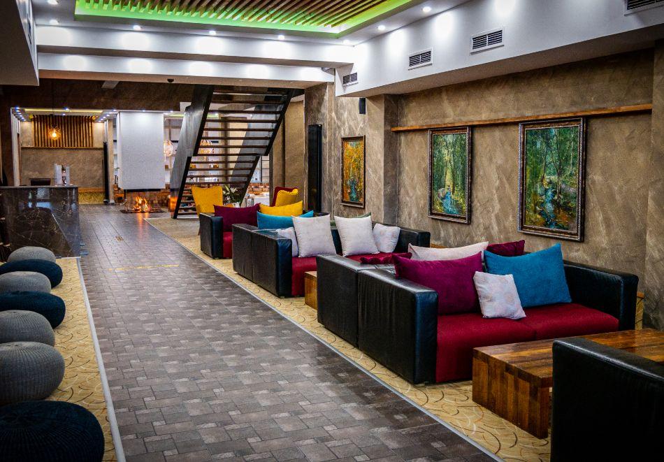 Великден в Банско! 3+ нощувки на човек със закуски и вечери + празничен обяд, басейн и релакс пакет в хотел Ривърсайд****, снимка 11
