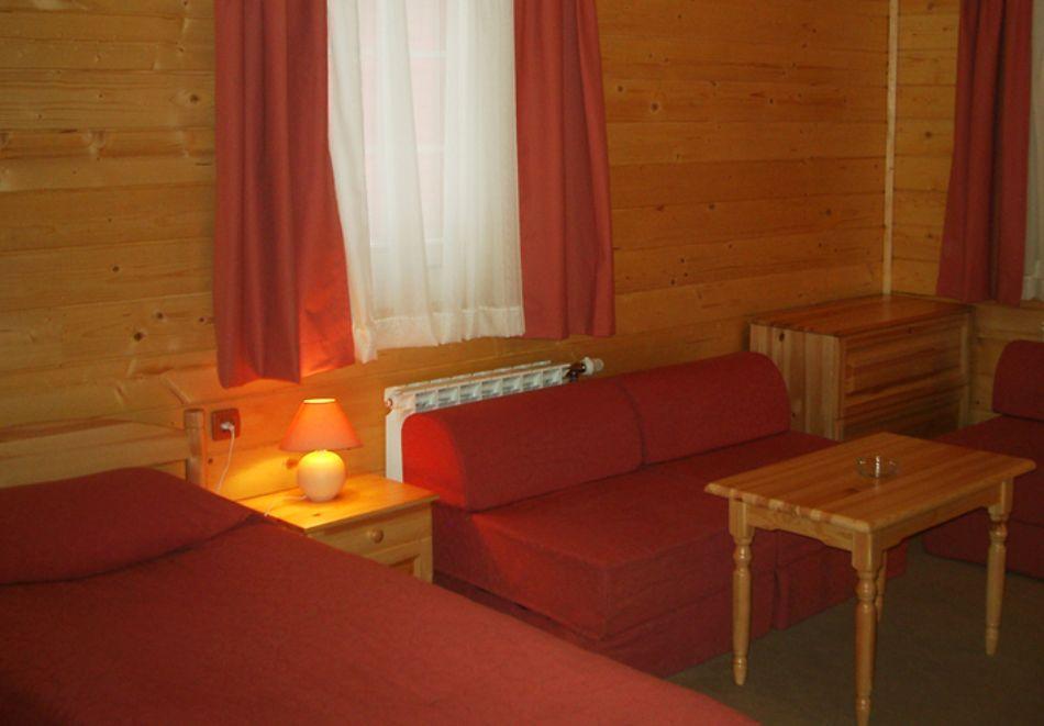 Нощувка за четирима в едноетажна вила + закуска от Вили Алпин****, Боровец, снимка 10