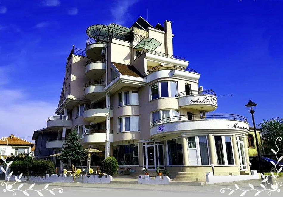 Хотел Андре, Черноморец