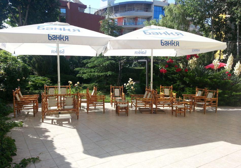 1, 2 или 3 нощувки на човек със закуски и вечери + басейн в хотел Дева, Слънчев бряг. Дете до 12г. - безплатно!, снимка 16