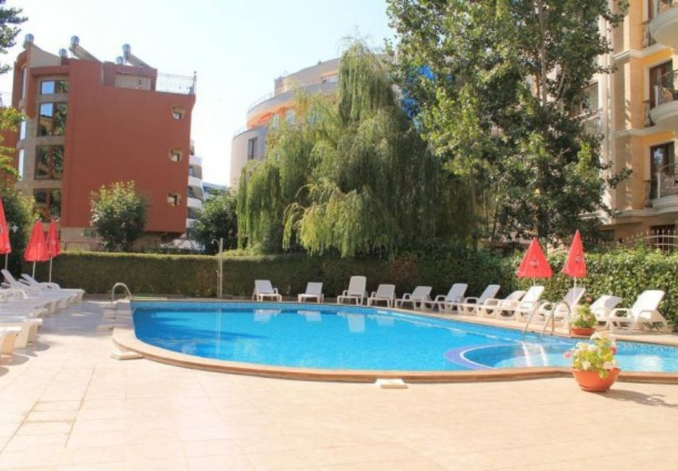 1, 2 или 3 нощувки на човек със закуски и вечери + басейн в хотел Дева, Слънчев бряг. Дете до 12г. - безплатно!, снимка 14