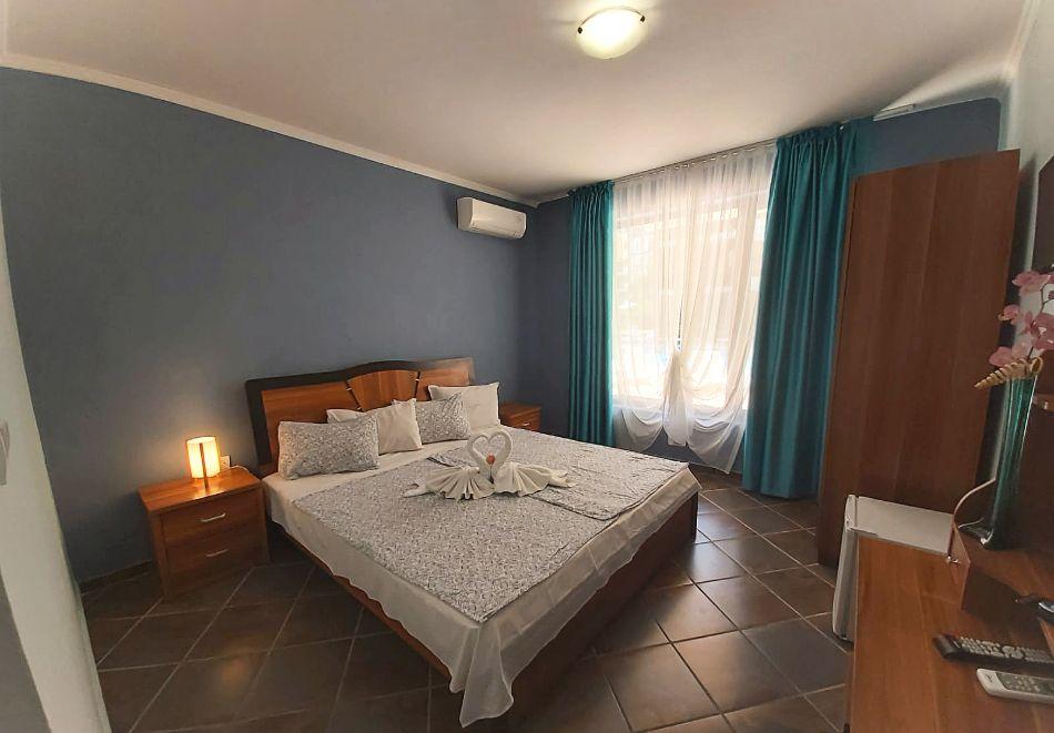 3 нощувки на човек на база All inclusive light + басейн в Апарт хотел Магнолия Гардън, Слънчев бряг, снимка 12