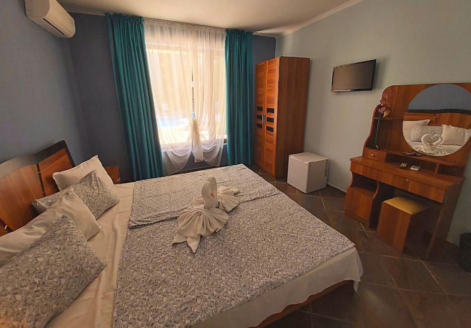 3 нощувки на човек на база All inclusive light + басейн в Апарт хотел Магнолия Гардън, Слънчев бряг, снимка 14