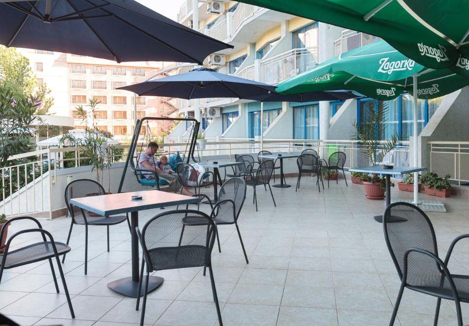 2 нощувки на човек на база All inclusive + басейн в хотел Аквамарин, Слънчев Бряг. Дете до 13г. - БЕЗПЛАТНО!!, снимка 9