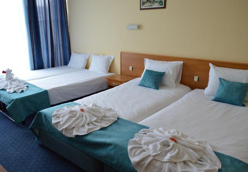2 нощувки на човек на база All inclusive + басейн в хотел Аквамарин, Слънчев Бряг. Дете до 13г. - БЕЗПЛАТНО!!, снимка 7
