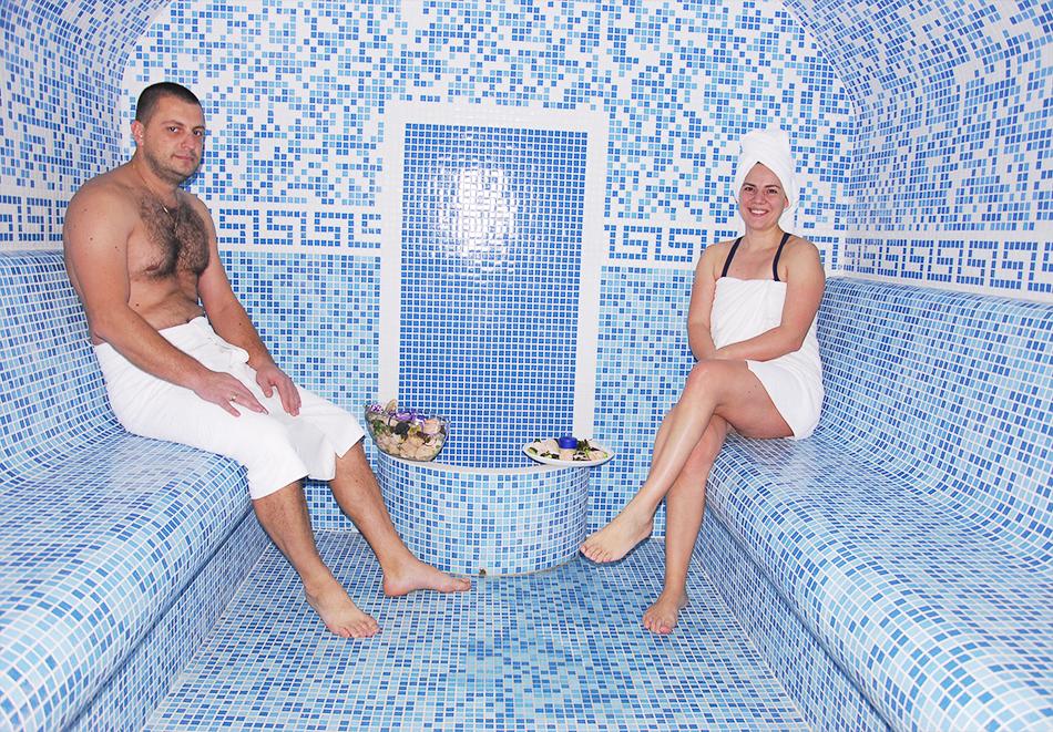 Майски празници в Балнео-хотел Свети Мина, Бургаски минерални бани! 3 или 5 нощувки на човек със закуски, обеди и вечери + балнео процедури или минерален басейн и СПА пакет, снимка 7
