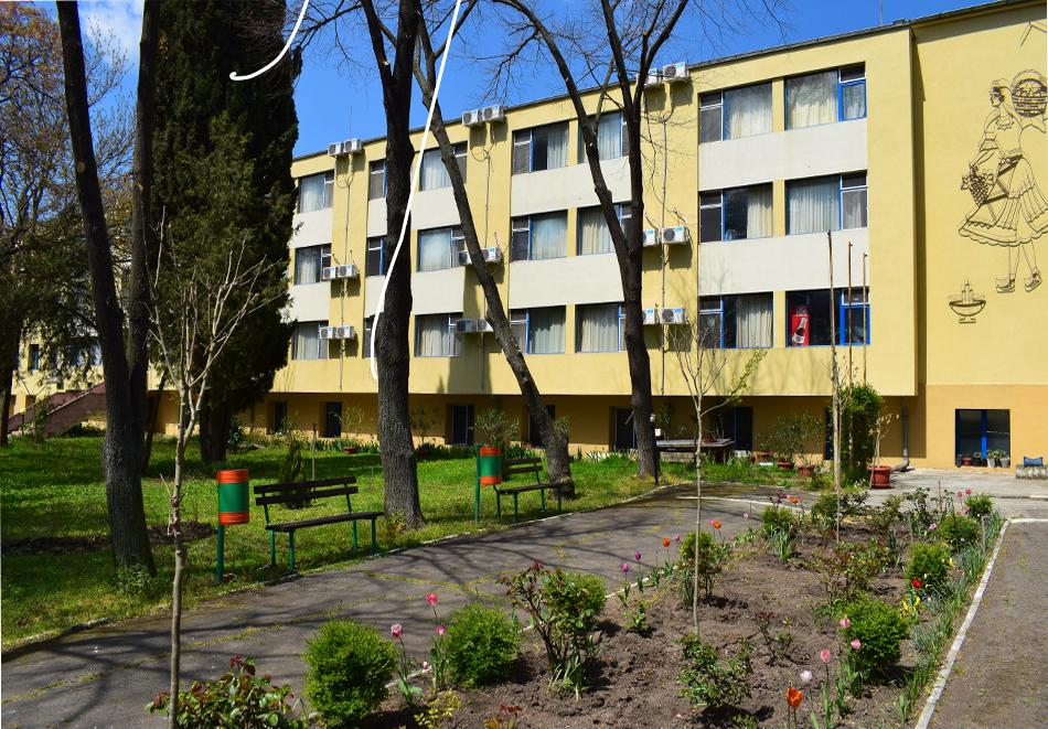Майски празници в Балнео-хотел Свети Мина, Бургаски минерални бани! 3 или 5 нощувки на човек със закуски, обеди и вечери + балнео процедури или минерален басейн и СПА пакет, снимка 27