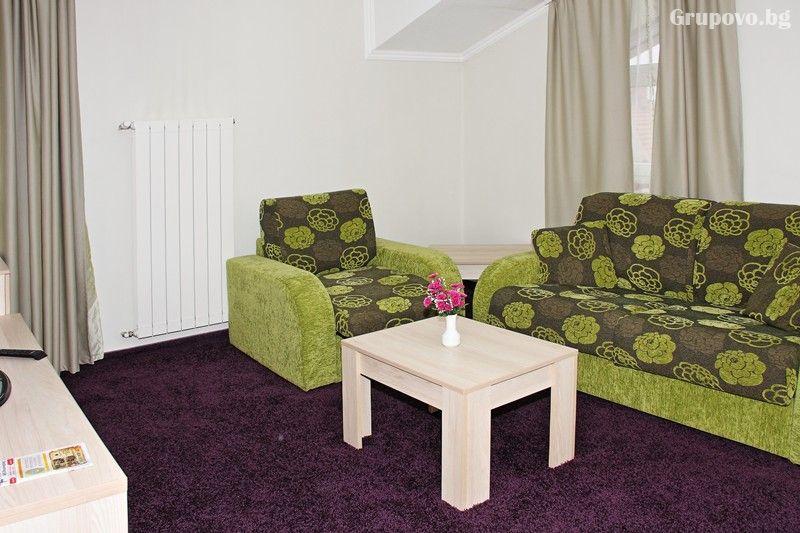 2 нощувки на човек със закуски и вечери + релакс зона в семеен хотел Свети Георги, Велинград, снимка 10