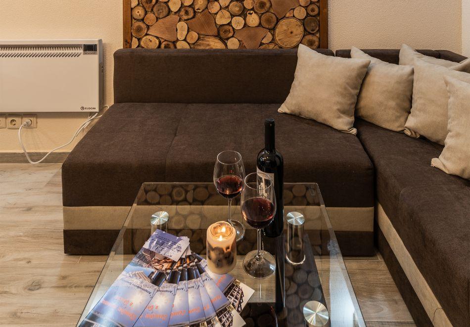 Нощувка за петима от апартаменти за Гости Ковачева 2, Банско, снимка 9