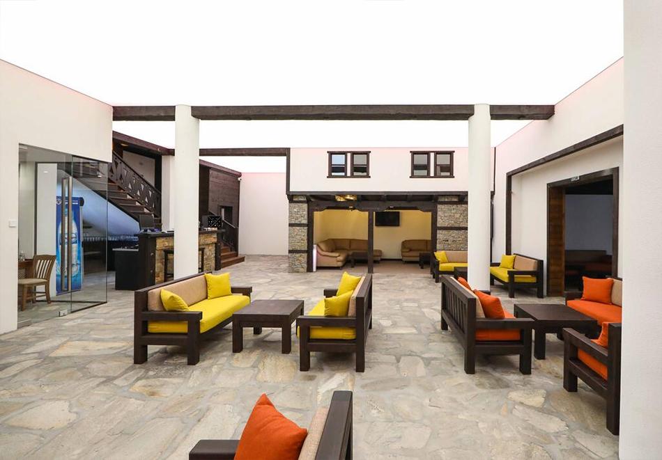 Три нощувки на човек със закуски и вечери + басейн и релакс център в хотел Лещен, с. Лещен, снимка 20