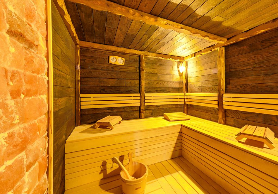 Три нощувки на човек със закуски и вечери + басейн и релакс център в хотел Лещен, с. Лещен, снимка 9